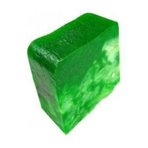 LUSH Extra Virgin Olive soap