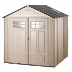 Rubbermaid Big Max Outdoor Storage Shed