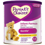 Parent's Choice Gentle Infant Formula