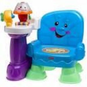 Fisher-Price Sing and Song Chair
