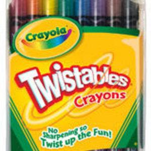 Crayola Twistables Crayons