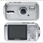 Pentax - Optio W20 Digital Camera