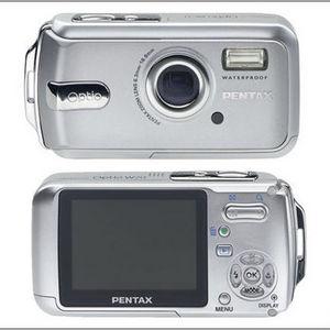 Pentax - Optio W20 Digital Camera