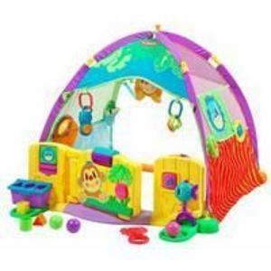 Hasbro Playskool Let's Play Together Peek 'N Play Discovery Dome