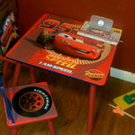 Disney Cars Table & Chairs