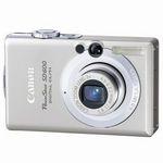 Canon - PowerShot SD600 Digital Camera