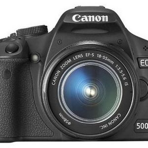Canon - SLR EOS Digital Camera