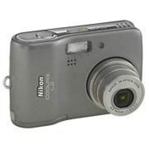 Nikon COOLPIX L2 Digital Camera