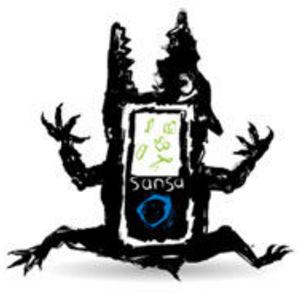 SanDisk - Sansa Lil Monsta MP3 Player