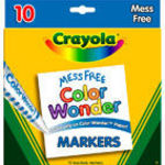 Crayola Color Wonder Markers