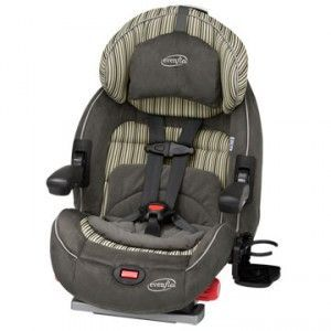 Evenflo Generations 65 Combination Booster Car Seat