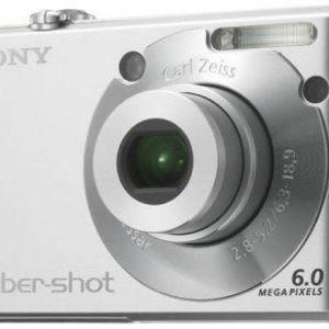 Sony - Cyber-shot DSC-W30