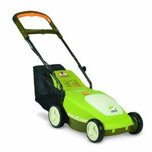 Neuton CE 5.2 14-Inch 24-Volt Cordless Electric Discharge/Mulching/Bagging Lawn Mower