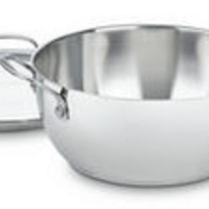 Cuisinart Chef's Classic Stainless 5.5 Quart Multi-Purpose Pot