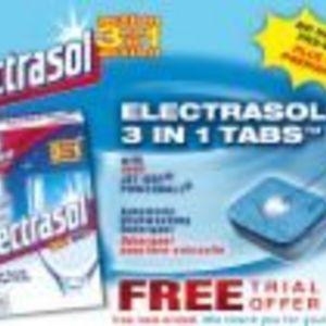 Electrasol 3 in 1 Tablets