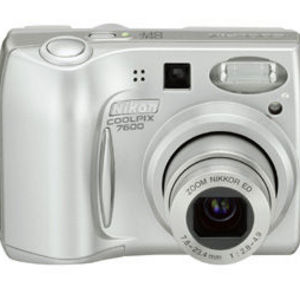 Nikon - Coolpix 7600 Digital Camera