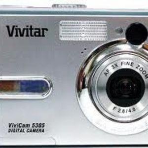 Vivitar - ViviCam 5385 Digital Camera