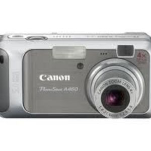 Canon - PowerShot A460 Digital Camera