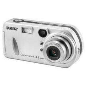 Sony - Cybershot P72 Digital Camera