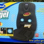 Dr. Scholl's Soothing Full Cushion Massager With Heated Massaging Gel