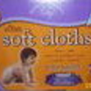Berkley & Jensen Ultra Soft Cloths Unscented