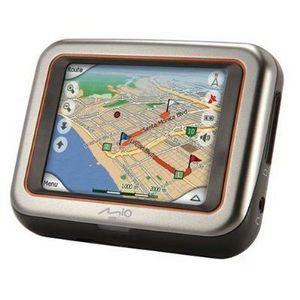 Mio C220 Portable GPS Navigator