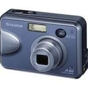 Fujifilm - FinePix A360/A370 Digital Camera