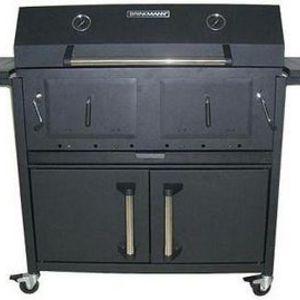 Brinkmann Professional Dual Zone Heavy Duty Charcoal Grill