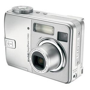Kodak - EasyShare C330 Digital Camera