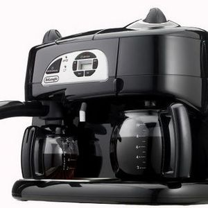 DeLonghi Coffee and Espresso Machine