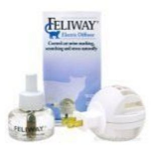 Feliway Electric Diffuser--48 ml.