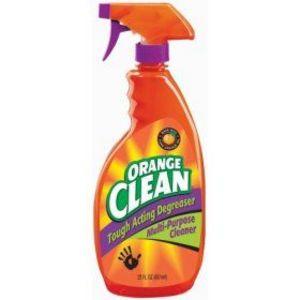 Orange Clean Cleaner