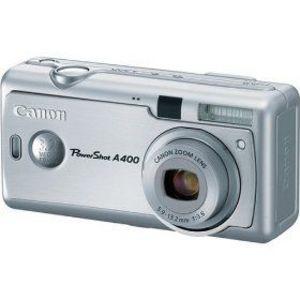 Canon - Powershot A400