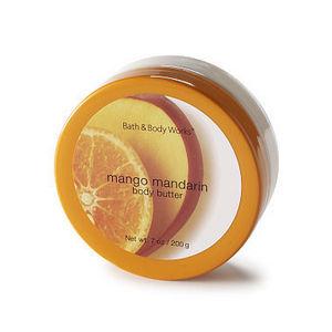 Bath & Body Works Body Butter Mango Mandarin