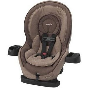 Evenflo Titan Deluxe Convertible Car Seat
