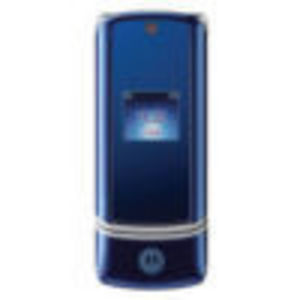 Motorola - MotoKRZR Cell Phone