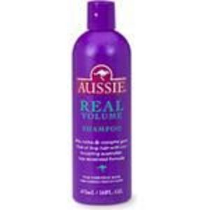Aussie Volumizing Shampoo Real Volume for Fine, Thin Hair