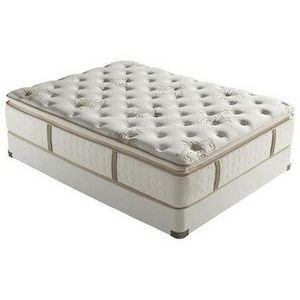 Stearns Foster Pillow Top Mattress