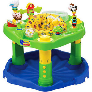 Evenflo ExerSaucer Mega Active Learning Center