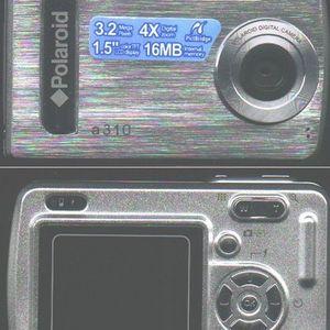 Polaroid - A310 Digital Camera Digital Camera