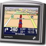 TomTom ONE Limited Edition Portable GPS Automobile Navigator