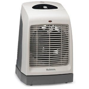 Holmes Portable Oscillating Ceramic Heater with 1Touch