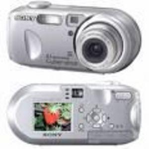 Sony - DSC-P93