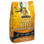 Purina Little Bites Indoor Complete Dry Dog Food