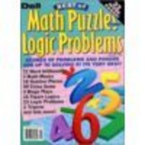 Dell Math Puzzles and Logic Problems Magazine