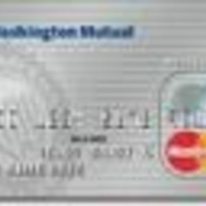 Washington Mutual - Platinum MasterCard