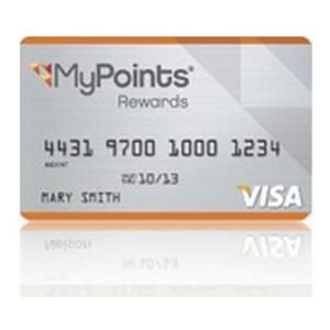 World Financial Capital Bank - MyPoints Rewards Visa Card