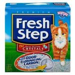 Fresh Step Plus Dual Action Crystals Cat Litter