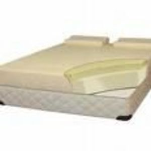 3 Inch NASA Memory Foam Mattress Topper - All Brands