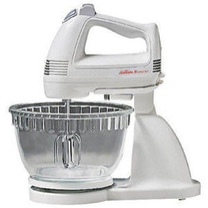 Sunbeam Mixmaster Hand And Stand Mixer